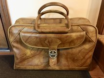 Vintage Tan American Tourisrter Luggage Bag in Glendale Heights, Illinois