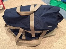 Vintage 80's Blue Tupperware Carrying Bag used for Original Parties in Glendale Heights, Illinois