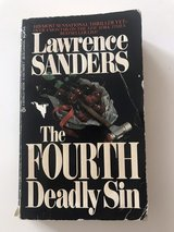 Lawrence Sanders - The Fourth Deadly Sin in Naperville, Illinois