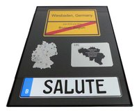 Going Away Gifts with personalized engraving, highest Quality in Ramstein, Germany