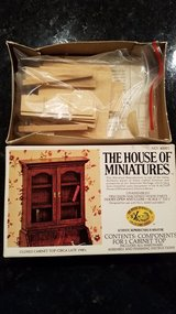 House of Miniatures #40001 Closed Cabinet Top Kit in Yorkville, Illinois