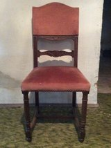 4 antik french chairs in Ramstein, Germany