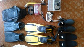 Reduced - Scuba and Snorkeling Equipment in Okinawa, Japan