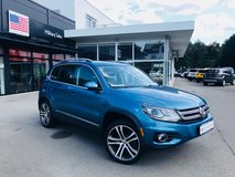 2017 VW Tiguan SEL 4WD *RAMSTEIN STEAL*!!! in Spangdahlem, Germany
