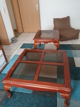 Coffee tables in Ramstein, Germany