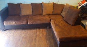 sofa/ chaise lounge combo in Fort Campbell, Kentucky