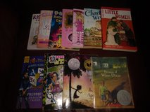 girls' chapter books bundle in Houston, Texas