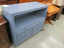 Blue Storage Cabinet in Glendale Heights, Illinois