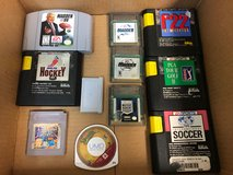Misc Lot Of Video Games in Chicago, Illinois