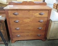 Chest with Acorn Pulls in Glendale Heights, Illinois