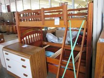 Lexington Bunk Beds with Storage Drawers in Glendale Heights, Illinois