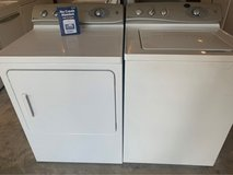 GE washer and dryer electric in Kingwood, Texas