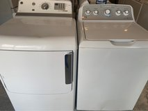 GE washer and dryer in Kingwood, Texas