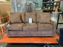 Real Nice Brown Sofa Added Today in Fort Campbell, Kentucky