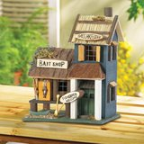 Bass Lake Lodge Birdhouse in Tacoma, Washington