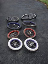 BIKE RIMS AND TIRES in Bartlett, Illinois