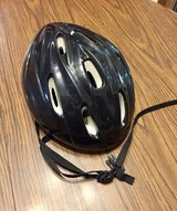 Black Bicycle Helmet in St. Charles, Illinois