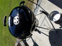 Used Webber Premium Charcoal Grill in Camp Lejeune, North Carolina