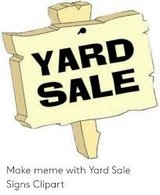 Multi family yard sale in Quantico, Virginia