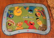Sesame Street Lap Tray in St. Charles, Illinois