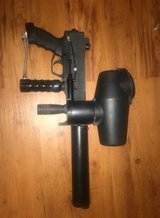 Tippmann A5 paintball marker in Okinawa, Japan