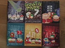 South Park DVDs in Stuttgart, GE
