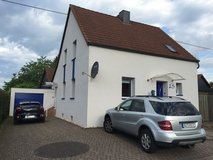 Big free standing house 250 sqm with very fast Internet and fenced garden near spangdahlem in Spangdahlem, Germany