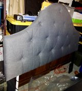 Queen Bed Headboard in Camp Lejeune, North Carolina
