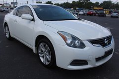 2012 Nissan Altima 2.5 S Coupe in Pasadena, Texas