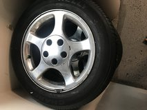 Ford Mustang Rims / Tires in Joliet, Illinois