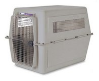 XL Dog Plastic Kennel - Airline Approved in Fort Belvoir, Virginia