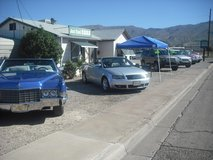 A Look at JUST USED CARS. in Alamogordo, New Mexico