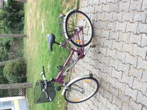 Cannondale and HM in Ramstein, Germany