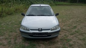Peugeot 106, Model 2002, Just passed Inspection in Wiesbaden, GE