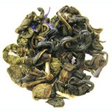 Blueberry Green Tea China Green Tea with Blueberry Flavoring and Dried Pieces Three Teas Foil Pa... in Kingwood, Texas