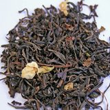 Jasmine Black Tea if BACK 1 Oz Gold Foil Resealable Pouches Private Label Full of Flowers in Kingwood, Texas
