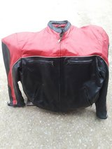 Leather Motorcycle Riding Jacket in Fort Campbell, Kentucky