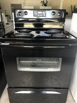 Whirlpool Black Electric Range in Beaufort, South Carolina