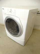 Whirlpool Front Load Gas Washing Machine in Pasadena, Texas
