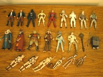 Star Wars Action Figure Assortment in Chicago, Illinois