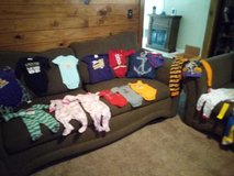 Baby's clothes,diapers in Leesville, Louisiana