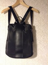 NEW Backpack/cross body, satin finished sturdy nylon,safetypocket+superlight,100% Vegan in Yucca Valley, California
