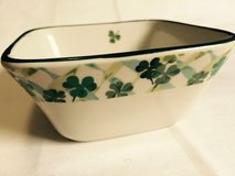 Longaberger Shamrock Dish in Chicago, Illinois