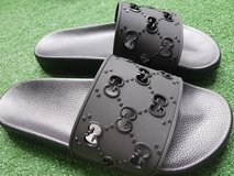 Gucci used Slippers Slides Size Woman 10 Men 8 in Ramstein, Germany