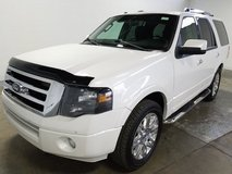 2013 FORD EXPEDITION LIMITED 4WD in Tacoma, Washington