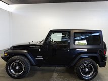 2013 JEEP WRANGLER SPORT 4WD in Fort Lewis, Washington