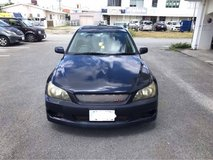 *Reduced* 1999 Toyota Altezza for PCS sale in Okinawa, Japan
