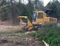 Land Clearing Forestry Mulching in Conroe, Texas