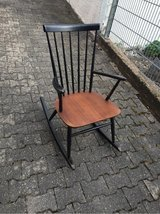 rocking chair in Ramstein, Germany