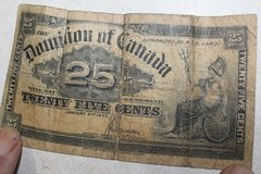 Canadian Currency Lot old... in Alamogordo, New Mexico